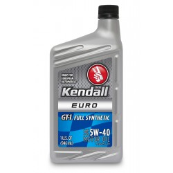KENDALL GT-1 Full Synthetic 5W-40 EURO