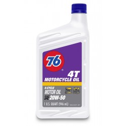 76 4T Motorcycle Oil 20W-50