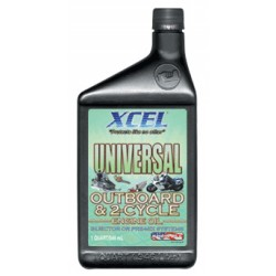 XCEL Universal Outboard & 2-Cycle Oil