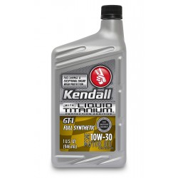 KENDALL GT-1 Full Synthetic 10W-30